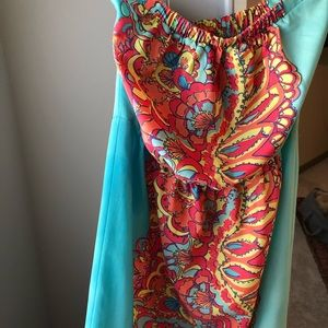 Lilly Pulitzer Maxi Dress, Size S